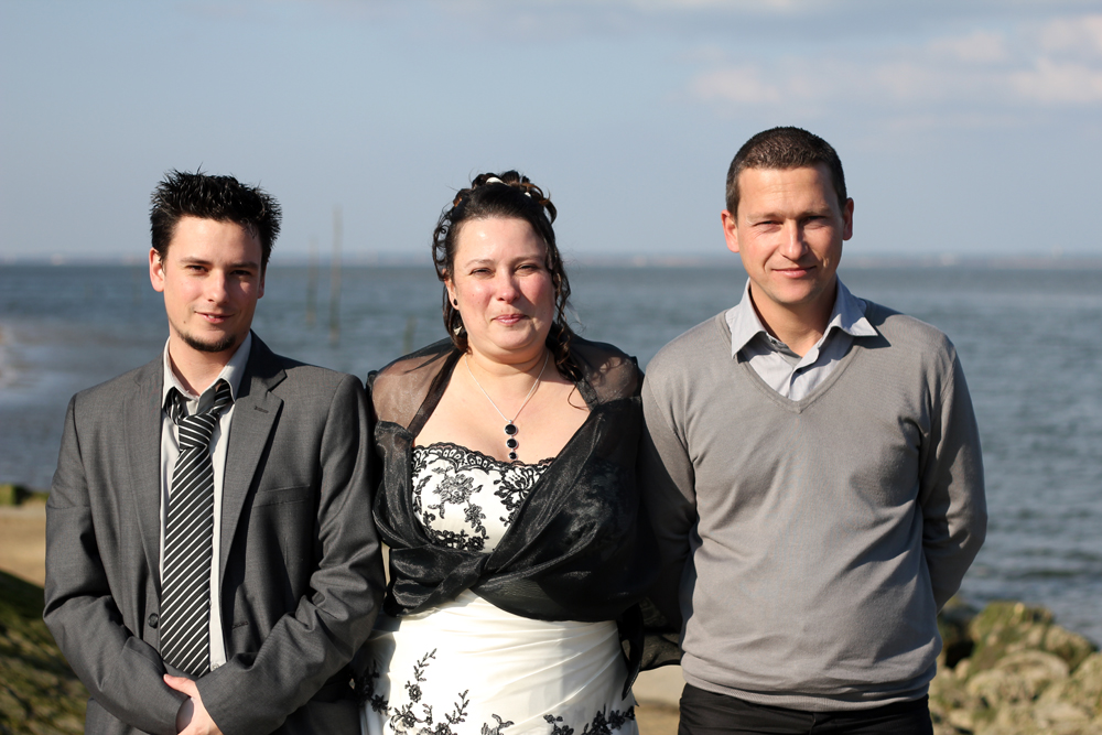 mariage famille